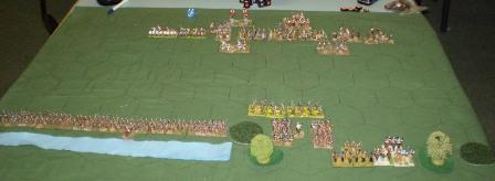 Scipio vs Hannibal, Battle2