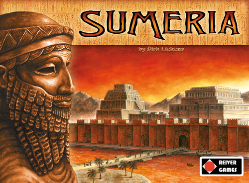 Sumeria - My favourite game of the Expo