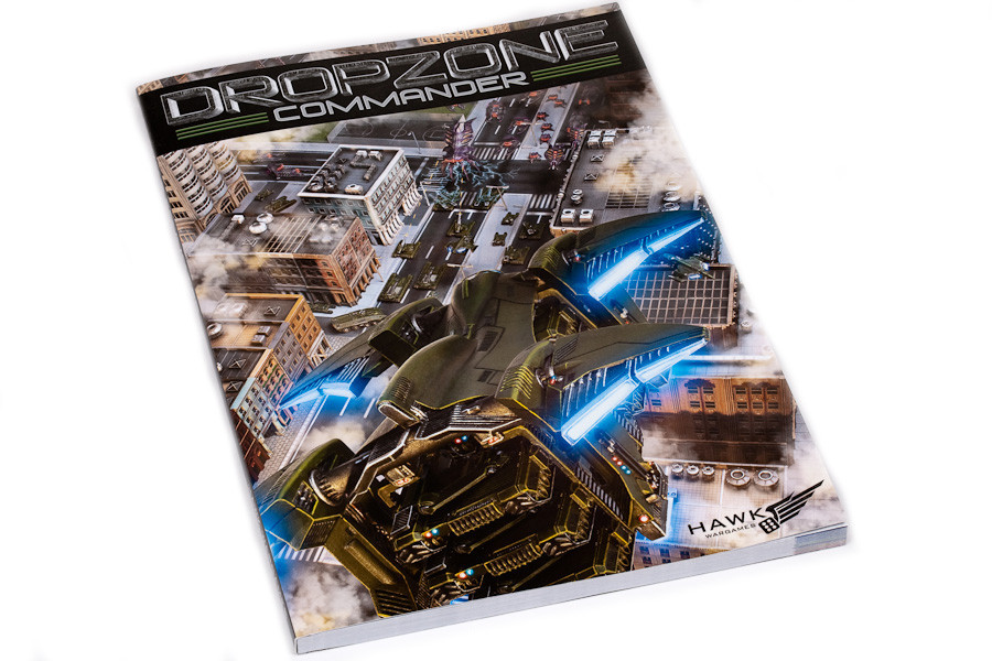 Dropzone Commander - has Hawk Wargames jumped the shark?