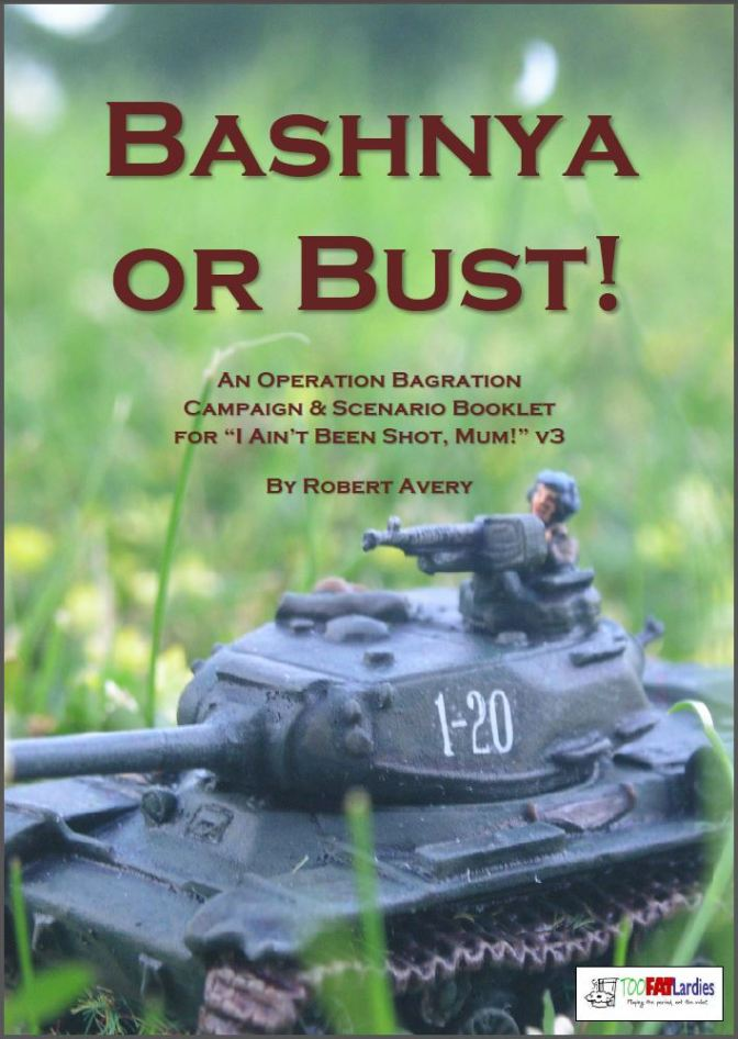 Bashnya or Bust cover