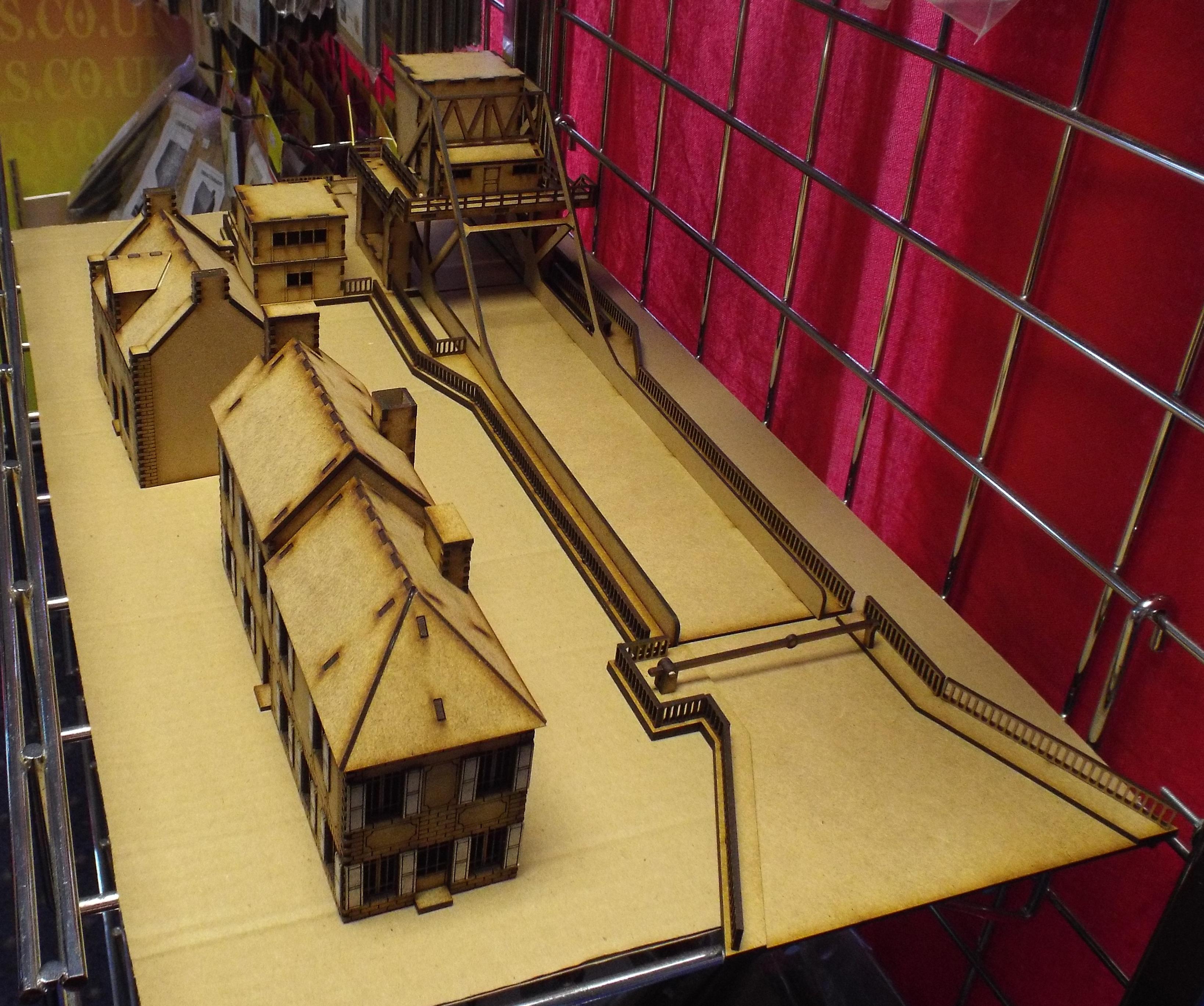 A malema of Benouville Bridges – Meeples & Miniatures