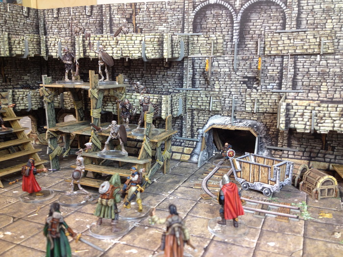Spotlight on…Battle Systems Fantasy Dungeon Terrain