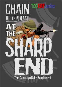 At The Sharp End cover