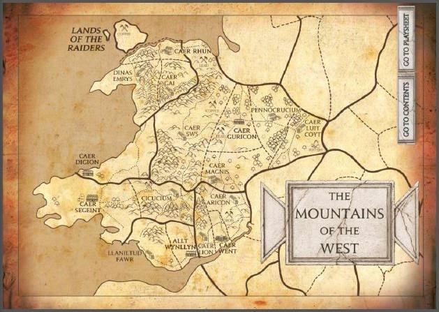 dux map