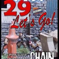 Meeples & Miniatures - Episode 135 - Too Fat Lardies: 29 Let's Go!