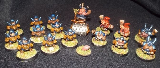 The great 'Meeples & Miniatures sell-off' continues – opportunity to own rare painted minis!