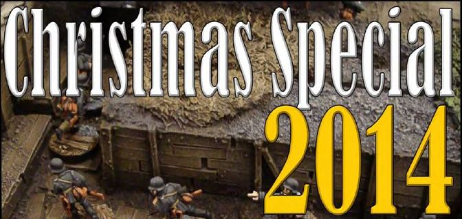 Too Fat Lardies – Christmas Special 2014 available