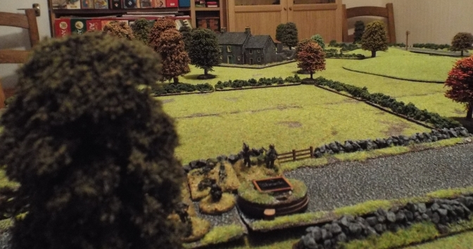 Chain of Command AAR, 23rd April