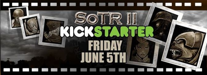 SOTR II Kickstarter launches 5th June 2015