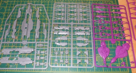 USNC & Covenant model sprues