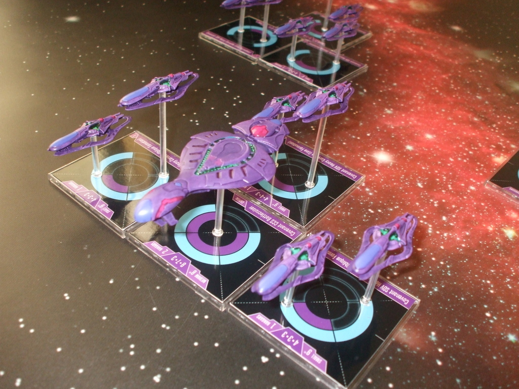 Halo Fleet Battles – a brief rules overview – Meeples