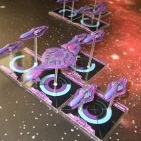 Halo Fleet Battles - a brief rules overview