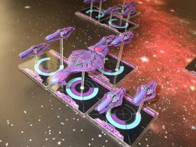 Halo Fleet Battles – a brief rules overview