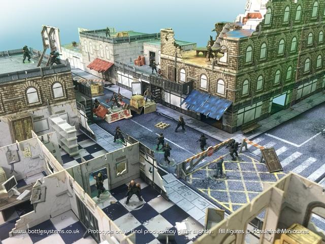 battle systems urban 1