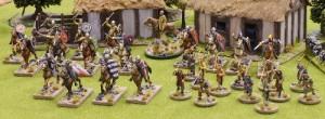 Breton Warband