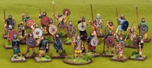 Scots Warband