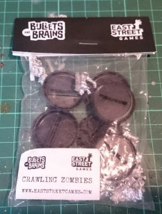Crawling Zombie expansion pack