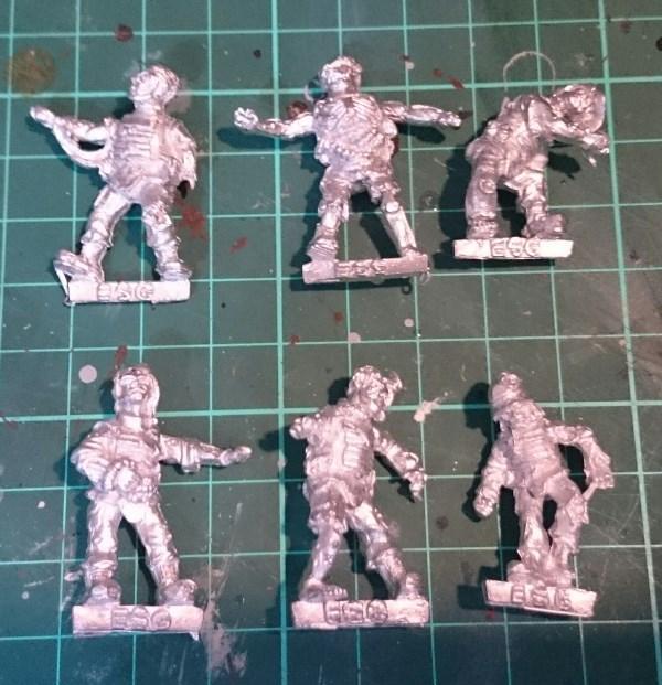 Alpha Squad Zombies