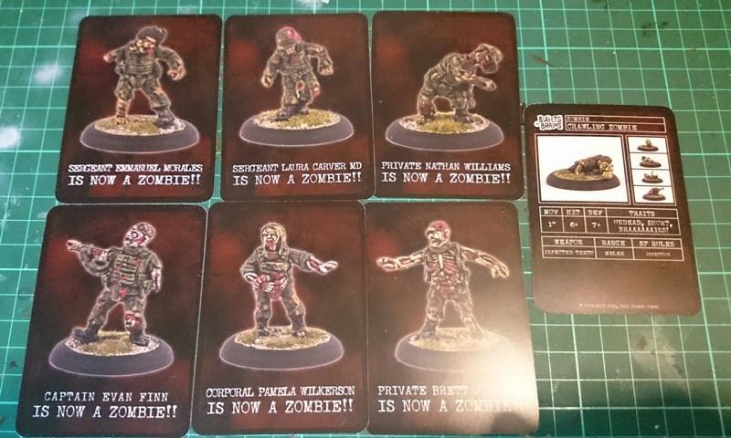 Al[ha Squad zombie stat carfds