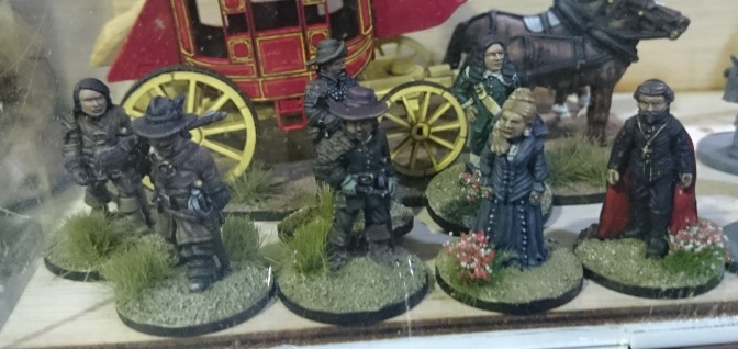 New 28mm Musketeer Miniatures from Warbases