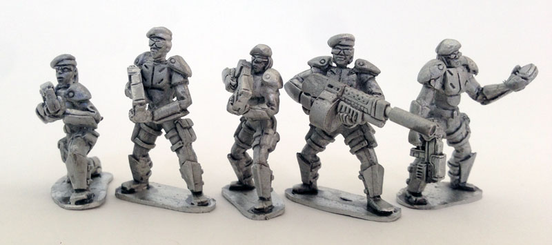 UFO-Squad-Troopers-2---Females-with-Berrets