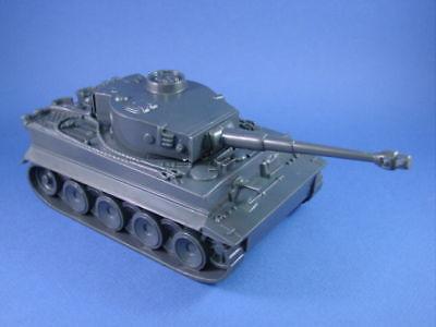 Airfix 1/72 scale soft plastic Tiger Tank