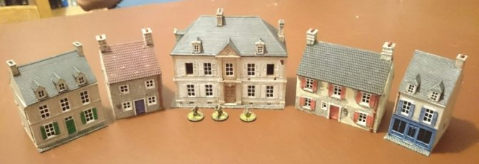 Tiger Terrain buildings -do they fit?