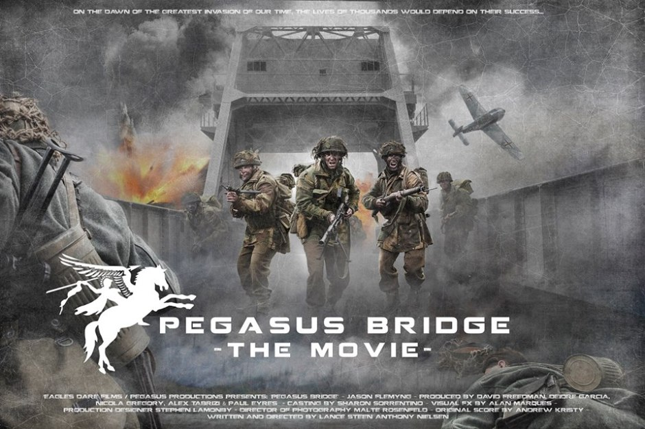 pegasus Bridge the movie