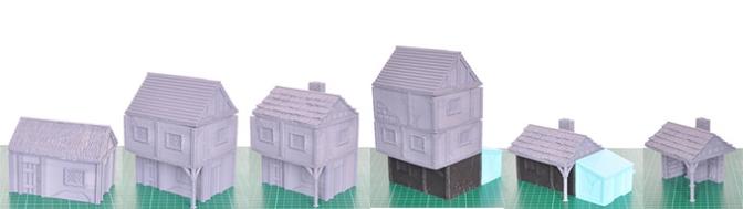 Real 3D Fantasy Scenery to print -new kickstarter