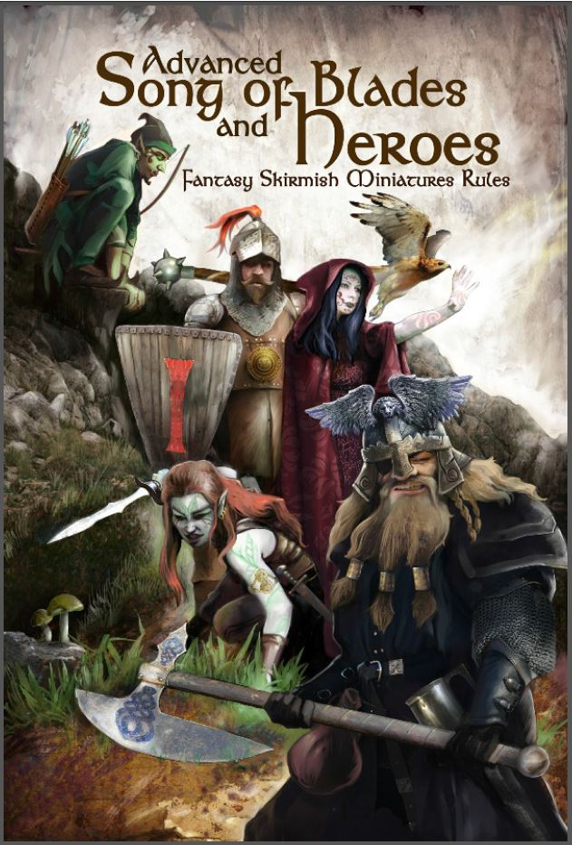 Advanced Song of Blades & Heroes available in PDF