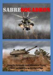 Sabre Squadron cover