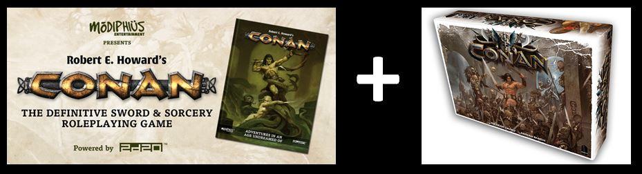 conan + Conan