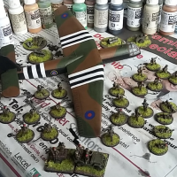 'Red Devils in the Night' – Rules adaptions for Chain of Command
