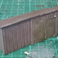 Getting the weathered wood effect