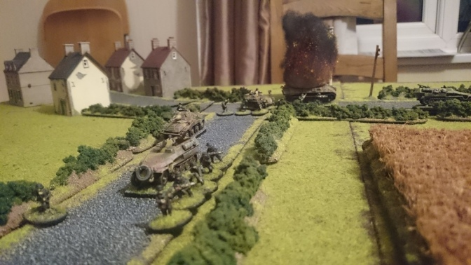 The Winged Horse – AAR#4 – Where's Merville? – Part II