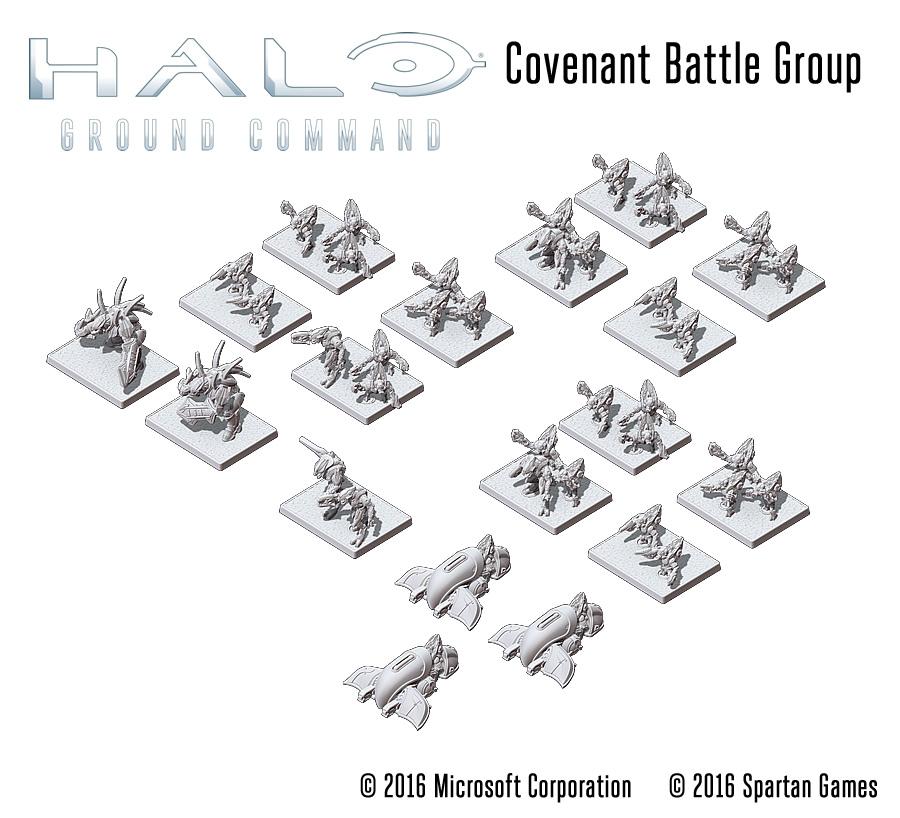 Covenant Battle Group - HGBB01