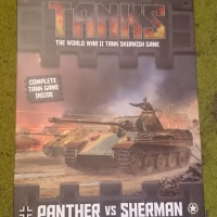 Review: Tanks - Panther vs Sherman Starter Set