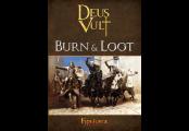 burn & Loot cover