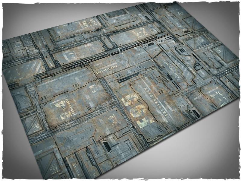 dcs miniature-game-mat-space-hulk-theme-4x6