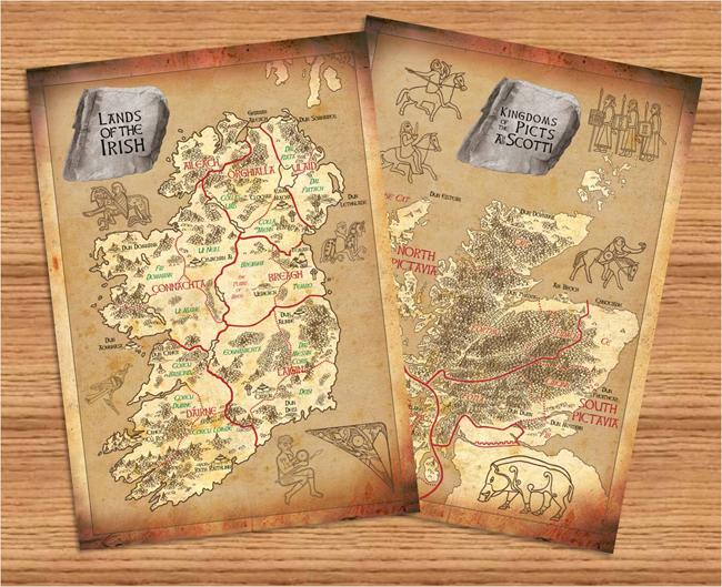 Dux-Maps