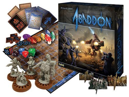 Abaddon-display