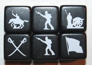 battlecry dice