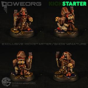 Space Dwarf Kickstarter
