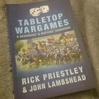 Review: Tabletop Wargames - A Designers' and Writers' Handbook