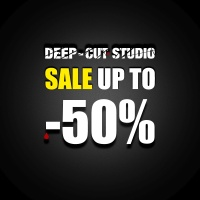 Deep Cut Studios - Black Friday Sale