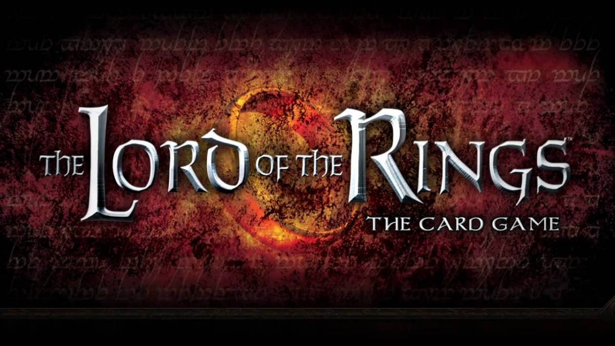 Knowing your Angmar from your Erebor: Getting started with Lord of the Rings: The Card Game
