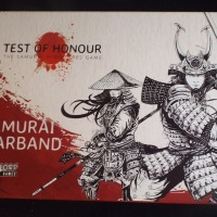 Review: Test of Honour Samurai Warband