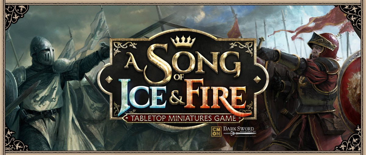 A Song of Ice & Fire: Tabletop Miniatures Game on Kickstarter