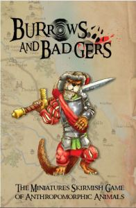 Burrows and badgers cover