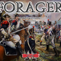 Forager Napoleonic skirmish rules launch on Kickstarter